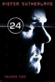 Juliste 24 SEASON 2 - Kiefer Sutherland