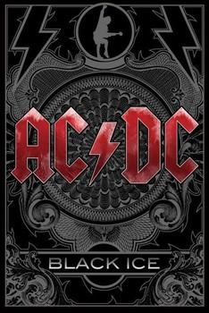 Juliste AC/DC - black ice