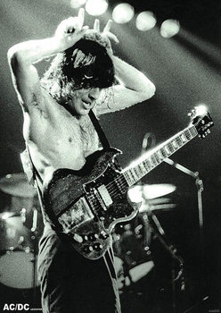 Juliste AC/DC - Angus Young Young