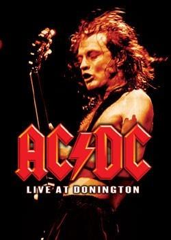 Juliste AC/DC - donington live