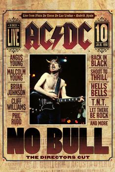 Juliste AC/DC - no bull