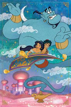 Juliste  Aladdin - A Whole New World