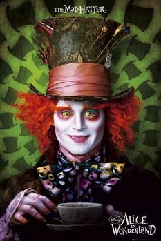 Juliste Alice in wonderland - mad hatter