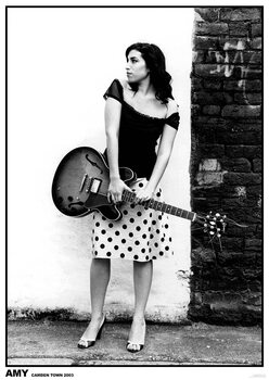 Juliste Amy Winehouse - Camden