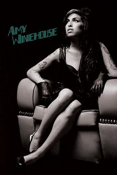 Juliste  Amy Winehouse - Chair