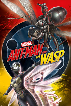Juliste  Ant-Man and The Wasp - Unite
