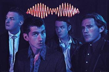 Juliste Arctic Monkeys - Group