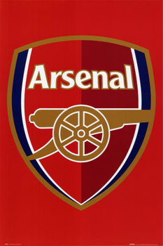 Juliste  Arsenal - Club Crest