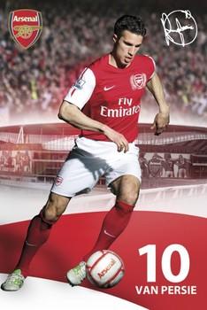 Juliste  Arsenal - van persie 2011/2012