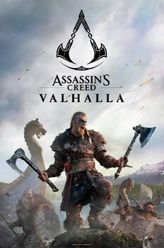 Juliste Assassin's Creed: Valhalla - Raid