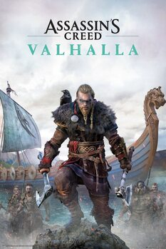 Juliste Assassin's Creed: Valhalla - Standard Edition