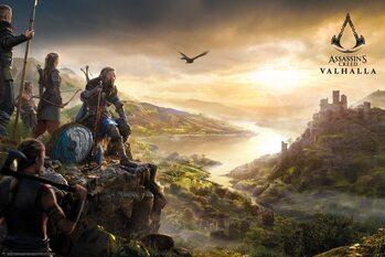 Juliste Assassin's Creed: Valhalla - Vista