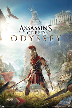 Juliste Assassins Creed Odyssey - One Sheet