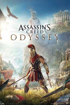 Juliste  Assassins Creed Odyssey - One Sheet