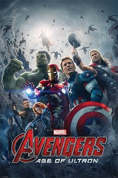 Juliste Avengers: Age Of Ultron - One Sheet