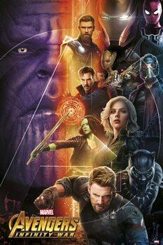 Juliste Avengers: Infinity War