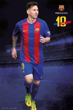 Juliste Barcelona 2016/2017 - Lionel Messi