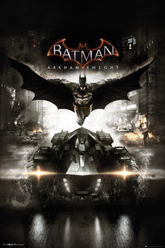 Juliste  Batman Arkham Knight - Cover