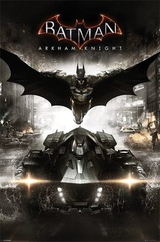 Juliste Batman Arkham Knight - Teaser