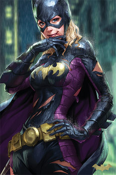 Juliste  Batman - Batgirl