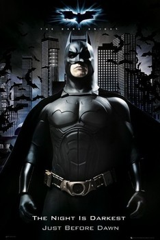 Juliste BATMAN - darkest dawn