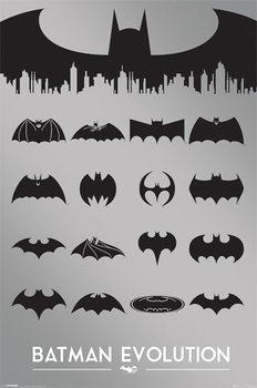 Juliste Batman - kehitys