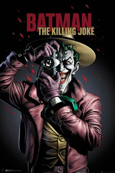 Juliste  Batman - Killing Joke