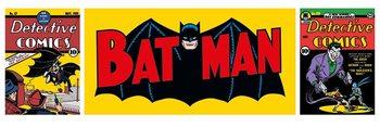 Juliste Batman - Triptych