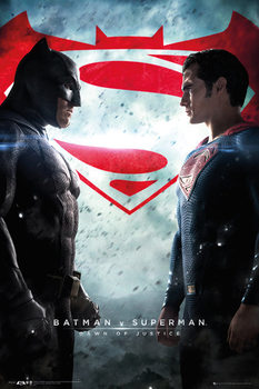 Juliste Batman v Superman: Dawn of Justice - One Sheet