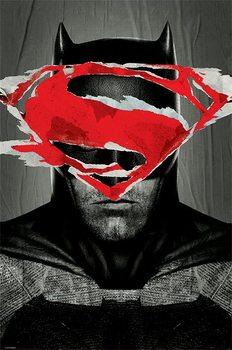 Juliste Batman vs. Superman - Batman Teaser