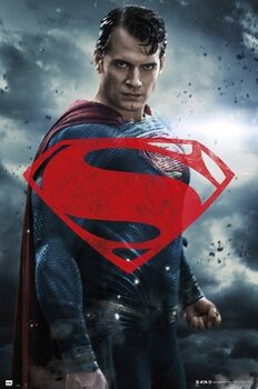 Juliste Batman Vs Superman - Superman