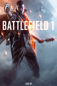 Juliste Battlefield 1 - Main