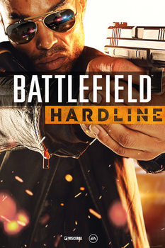 Juliste Battlefield Hardline - Cover