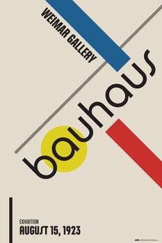 Juliste Bauhaus