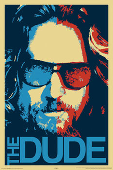 Juliste  Big Lebowski - The Dude