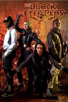 Juliste Black Eyed Peas - boom boom pow