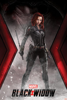 Juliste Black Widow - Widowmaker Battle Stance