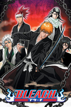 Juliste  Bleach - Chained