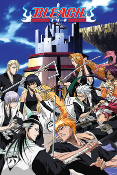 Juliste  Bleach - Soul Reaper Clash