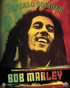 Juliste  Bob Marley