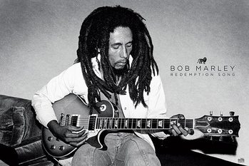 Juliste Bob Marley - Redemption Song