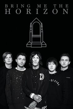 Juliste  Bring Me The Horizon - Band