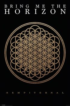 Juliste  Bring me the horizon - sempiternal