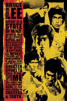 Juliste Bruce Lee - Collage