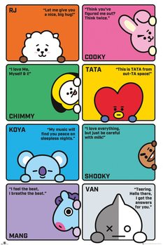 Juliste  BT21 - Compilation