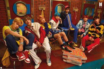 Juliste BTS - Crew