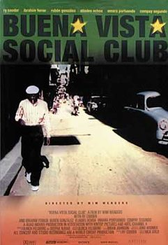 Juliste BUENA VISTA SOCIAL CLUB