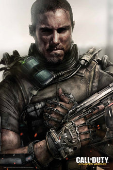 Juliste Call of Duty: Advanced Warfare - Soldier