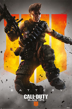Juliste  Call Of Duty – Black Ops 4 - Battery