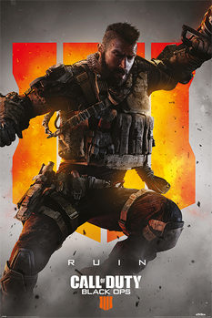Juliste  Call Of Duty – Black Ops 4  Ruin